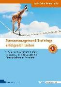 Cover-Bild zu Stressmanagement-Trainings erfolgreich leiten von Greßer, Katrin