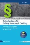 Cover-Bild zu Rechtshandbuch für Training, Beratung & Coaching von Olbert, Hans