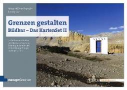 Cover-Bild zu Grenzen gestalten - Bildbar-KartenSet II von Kühne-Eisendle, Margit
