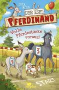 Cover-Bild zu Der Esel Pferdinand - Volle Pferdestärke voraus! - Band 3 von Kolb, Suza