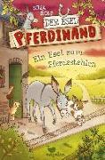 Cover-Bild zu Der Esel Pferdinand - Ein Esel zum Pferdestehlen - Band 2 von Kolb, Suza