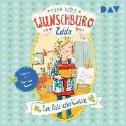 Cover-Bild zu Wunschbüro Edda - Teil 1 (Audio Download) von Kolb, Suza