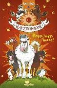 Cover-Bild zu Die Haferhorde - Hopp, hopp, hurra! - Band 6 von Kolb, Suza