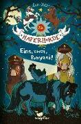 Cover-Bild zu Die Haferhorde - Eins, zwei, Ponyzei! - Band 11 von Kolb, Suza