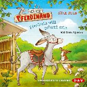 Cover-Bild zu Der Esel Pferdinand (Audio Download) von Kolb, Suza