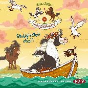 Cover-Bild zu Die Haferhorde - Teil 5: Stallpiraten ahoi! (Audio Download) von Kolb, Suza