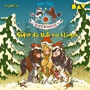 Cover-Bild zu Die Haferhorde - Teil 9: Süßer die Hufe nie klingen (Audio Download) von Kolb, Suza