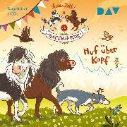 Cover-Bild zu Die Haferhorde (Audio Download) von Kolb, Suza