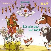 Cover-Bild zu Die Haferhorde - Teil 10: Für kein Heu der Welt (Audio Download) von Kolb, Suza