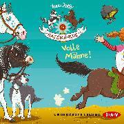 Cover-Bild zu Die Haferhorde - Volle Mähne! (Teil 2) (Audio Download) von Kolb, Suza