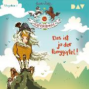 Cover-Bild zu Die Haferhorde Teil 13: Das ist ja der Ponygipfel! (Audio Download) von Kolb, Suza