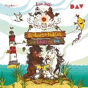 Cover-Bild zu Die Haferhorde - Vorlesegeschichten mit Schoko und Keks (Audio Download) von Kolb, Suza