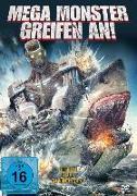 Cover-Bild zu Lamas, Lorenzo (Schausp.): Mega Monster greifen an!