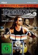 Cover-Bild zu Lorenzo Lamas (Schausp.): Renegade - Gnadenlose Jagd, Staffel 4