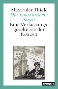 Cover-Bild zu Thiele, Alexander: Der konstituierte Staat (eBook)