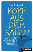 Cover-Bild zu Diesbrock, Tom: Kopf aus dem Sand! (eBook)