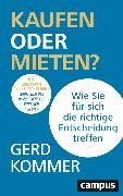 Cover-Bild zu Kommer, Gerd: Kaufen oder Mieten? (eBook)