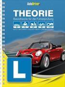 Cover-Bild zu Fahrschule AutoDriver - Theorie-Buch Kat. B, A, A1, M, F, G