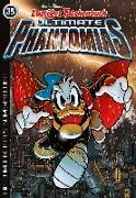 Cover-Bild zu Lustiges Taschenbuch Ultimate Phantomias Band 35 von Disney, Walt