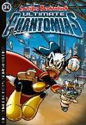 Cover-Bild zu Lustiges Taschenbuch Ultimate Phantomias Band 34 von Disney, Walt
