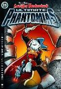 Cover-Bild zu Lustiges Taschenbuch Ultimate Phantomias 26 von Disney, Walt