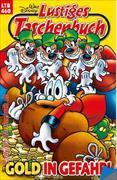 Cover-Bild zu Lustiges Taschenbuch Nr. 460. Gold in Gefahr! von Disney, Walt (Illustr.)