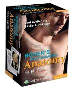 Cover-Bild zu Rohen's Photographic Anatomy Flash Cards von Vilensky, Joel A., PhD