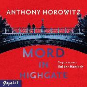 Cover-Bild zu Mord in Highgate. Hawthorne ermittelt (Audio Download) von Horowitz, Anthony