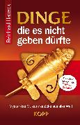 Cover-Bild zu Dinge, die es nicht geben dürfte (eBook) von Habeck, Reinhard