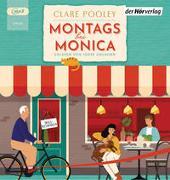 Cover-Bild zu Pooley, Clare: Montags bei Monica
