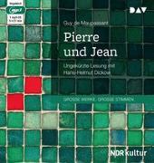 Cover-Bild zu Maupassant, Guy de: Pierre und Jean