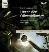 Cover-Bild zu Maupassant, Guy de: Unter den Olivenbäumen