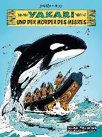 Cover-Bild zu Yakari und der Mörder des Meeres von Schott, Eckart