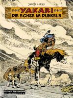 Cover-Bild zu Die Echse im Dunkeln von Jobin, André