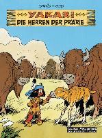 Cover-Bild zu Die Herren der Prärie von Derib, Claude