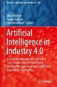 Cover-Bild zu Dingli, Alexiei (Hrsg.): Artificial Intelligence in Industry 4.0
