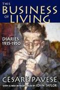 Cover-Bild zu Pavese, Cesare: This Business of Living