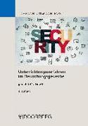 Cover-Bild zu Jochmann, Ulrich: Unterrichtungsverfahren im Bewachungsgewerbe