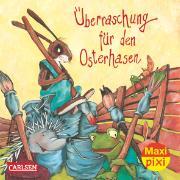 Cover-Bild zu Carlsen Paket. Maxi-Pixi Nr. 93. Überraschung für den Osterhasen von Kullermann, Sabine