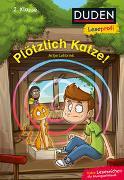 Cover-Bild zu Lehbrink, Antje: Duden Leseprofi - Plötzlich Katze!, 2. Klasse