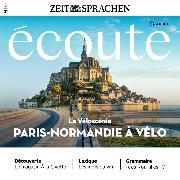 Cover-Bild zu Dumas-Grillet, Jean-Paul: Französisch lernen Audio - Der Radweg Paris-Mont-Saint-Michel (Audio Download)