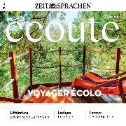 Cover-Bild zu Dumas-Grillet, Jean-Paul: Französisch lernen Audio - Umweltbewusst verreisen (Audio Download)