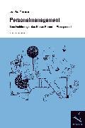 Cover-Bild zu Thommen, Jean-Paul: Personalmanagement. Eine Einführung in das Human Resource Management (eBook)