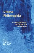 Cover-Bild zu Lang, Felix: Ultima Philosophia (eBook)