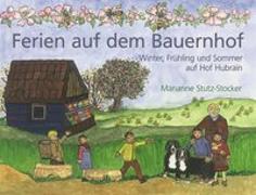 Cover-Bild zu Ferien auf dem Bauernhof von Stutz-Stocker, Marianne
