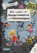 Cover-Bild zu School of the dead: Mein Leben mit Kampfrobotern und Nervensägen von Tielmann, Christian