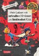 Cover-Bild zu Mein Leben mit verknallten Hirnlosen und knallenden Klos von Tielmann, Christian