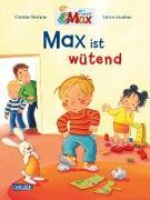 Cover-Bild zu Max-Bilderbücher: Max ist wütend (eBook) von Tielmann, Christian