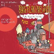 Cover-Bild zu Die Kakerlakenbande - In der Mauer auf der Lauer (Ungekürzte Lesung) (Audio Download) von Tielmann, Christian