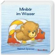 Cover-Bild zu Minibär im Wasser von Spanner, Helmut